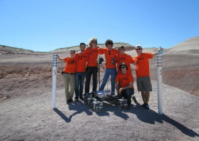 2012-2013 Mars Rover Electrical Member