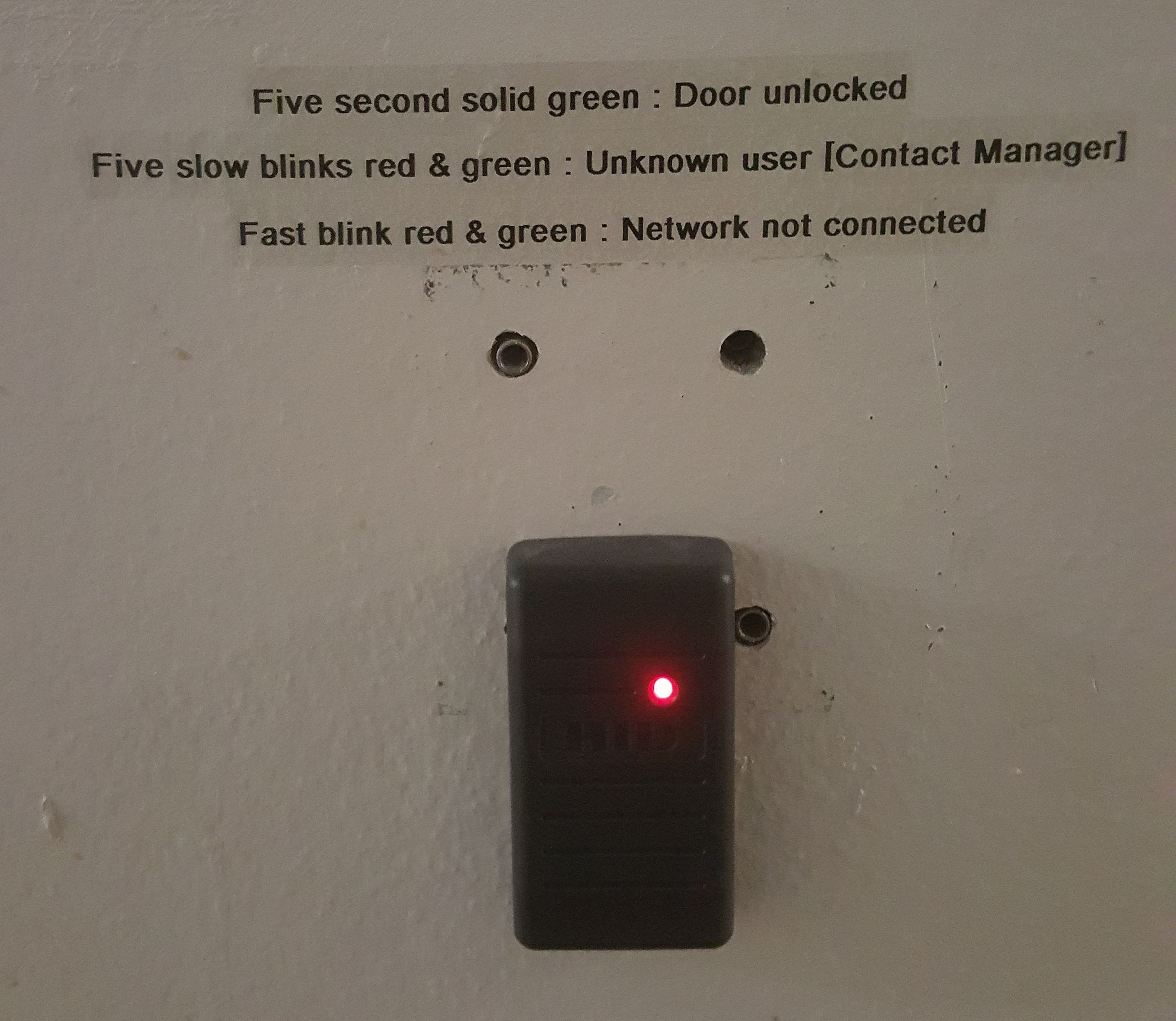 RFID Security System